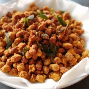 Fried Masala Peanut