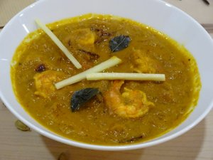 alleppy prawn curry