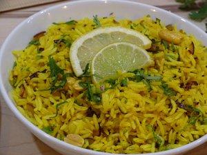arroz limao