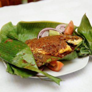 peixe grelhado - meen pollichath